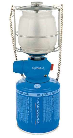 Campingaz Lumostar Plus PZ Campingbelysning med Piezo tænding blå/hvid